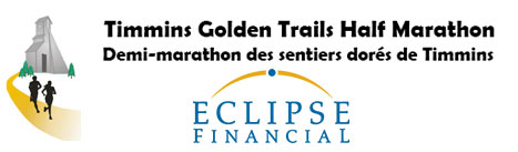 Timmins Golden Trails Half Marathon